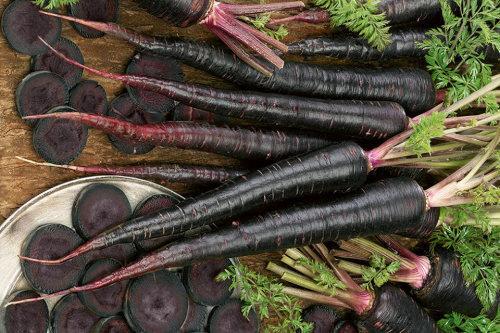 Zanahorias Nebulosa Negra